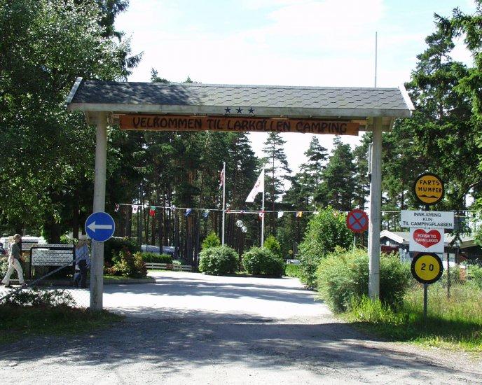 larkollen kart Larkollen Camping | Find Campsite | NAF Camp larkollen kart