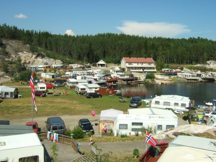 Bornes Camping 1
