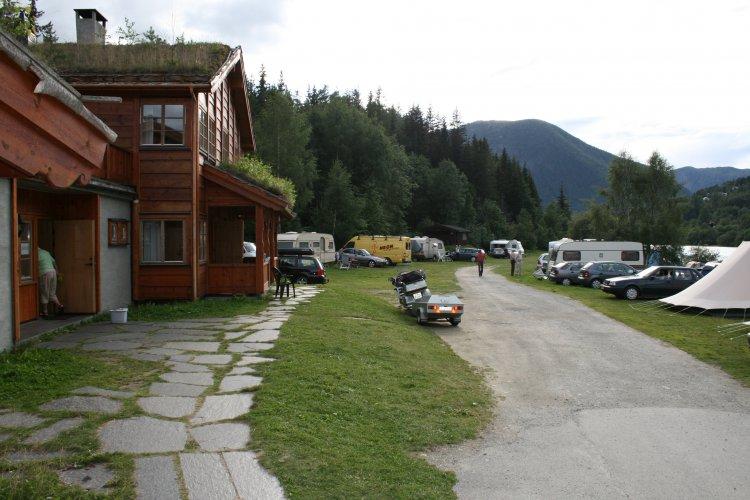 Otta Camping Og Motell