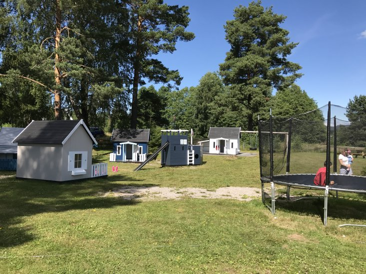 Notodden Camping AS | Find Campsite | NAF Camp