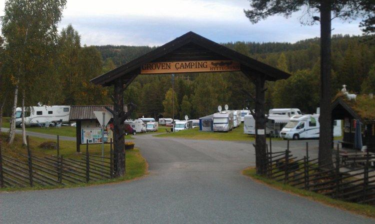 Groven Camping og Hyttegrend AS 1