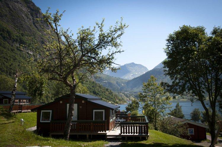 Grande Hytteutleige og Camping 1