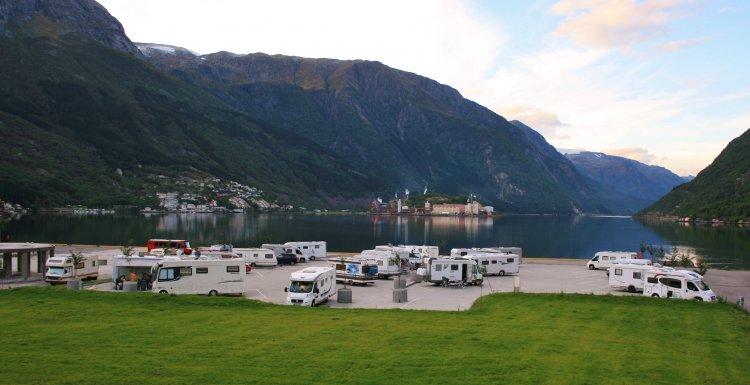 Odda Camping | Find Campsite | NAF Camp
