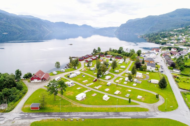 Sauda Fjord Camping 1